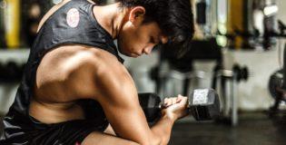 Batony proteinowe poczęstunek przed treningiem